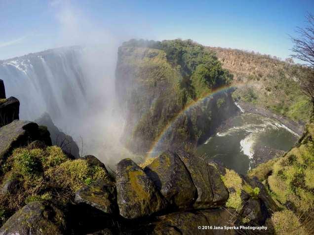 Victoria-Fallsweb