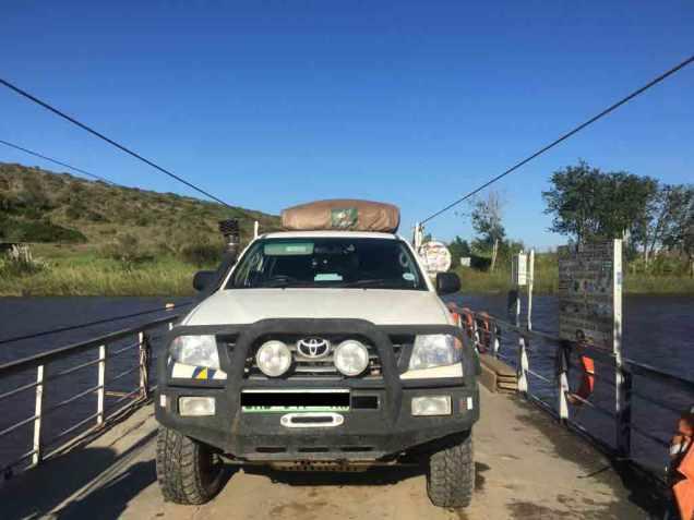 Malgas-Ferryweb